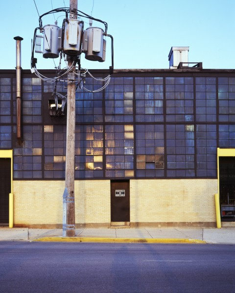 Damen Avenue at Rascher Avenue, Chicago, 2010